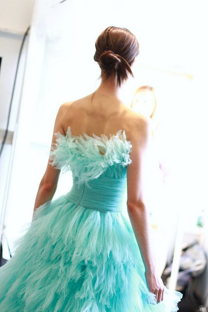Sneak Peek NYFW SS13: Oscar de la Renta by rachel.photo, via Flickr