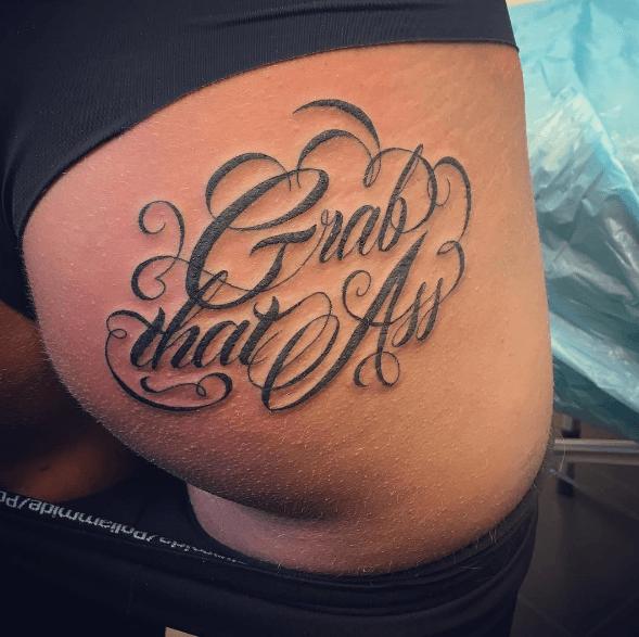 Grab that ass