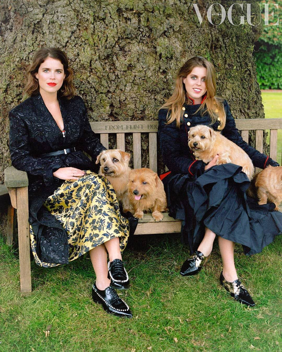 Princess Beatrice And Princess Eugenie Have Given An