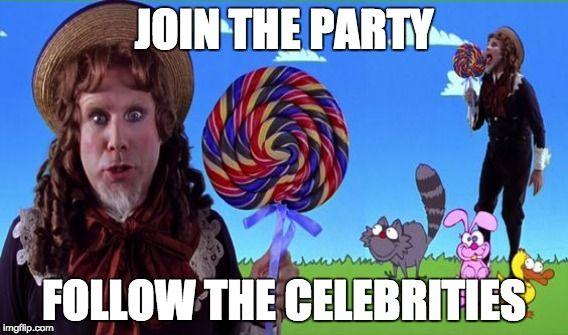 c9b8daae73f866333c8bd35a119275ad meme generator imgflip will ferrell party pinterest