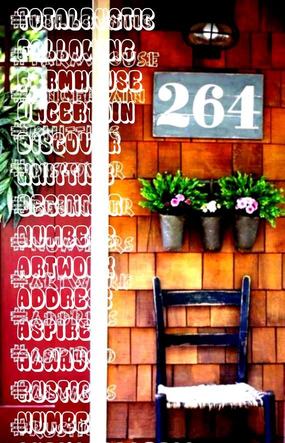NUMBERS House numbers Subway numbers Number artwork Urban Farmhouse decor RUSTIC ADDRESS NUMBERS House numbers Subway numbers Number artwork Urban Farmhouse decor Rustic...