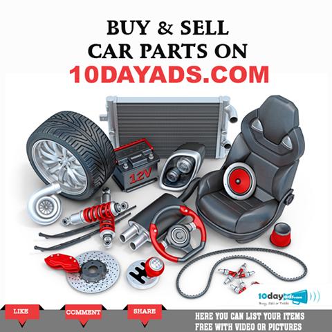 Sell Car For Parts >> Buy Sell Car Parts On 10dayads Com Buyusedcar Sellcar Carparts