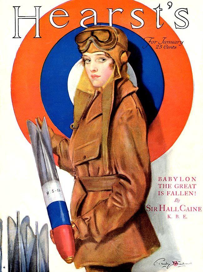 Hearst's - Jan 1919