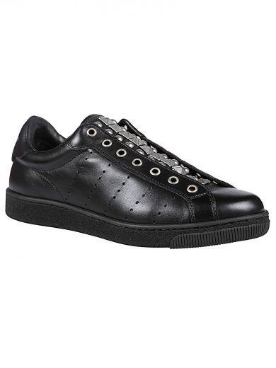 Chaussures De Sport Dsquared2 - Santa Monica Noir tt2lE