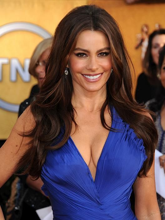Sofia Vergara Latin Beauty Gloria Modernfamily Sofia Vergara Hair Beauty Sofia Vergara