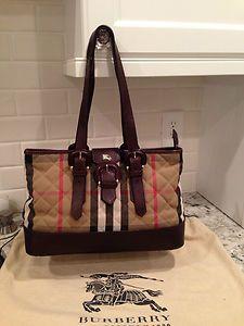 Burberry Handbag Ebay