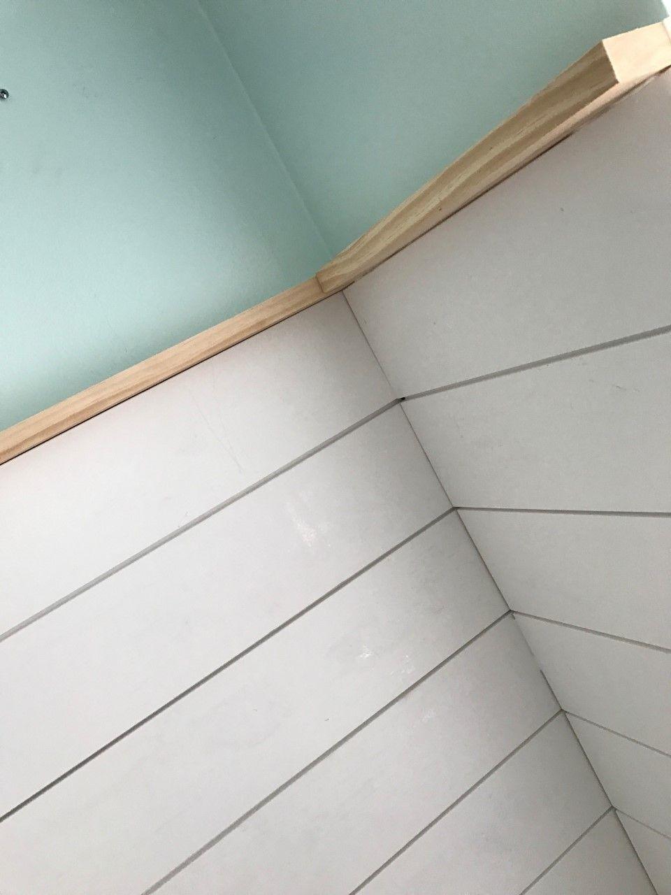 Brandnewell Designs: Shiplap Powder Room – BrandNewell Design Company