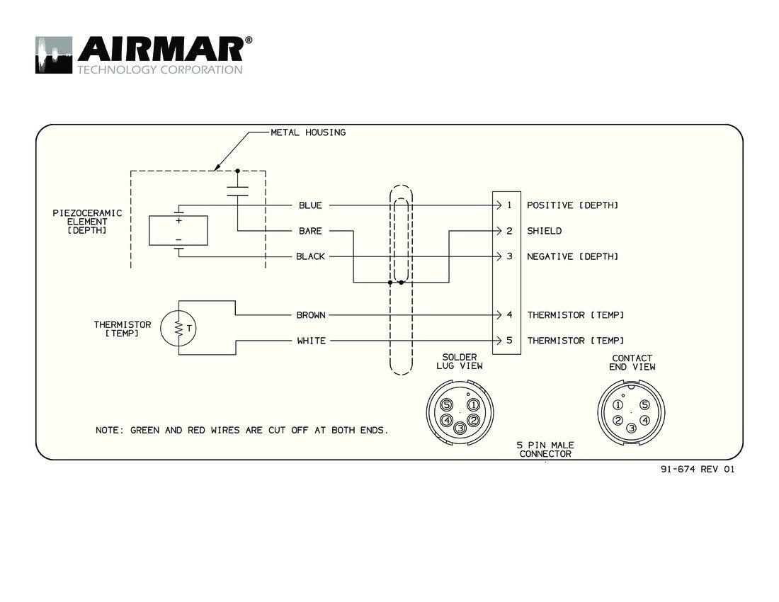 Garmin Transducer Wiring Diagram In 2020