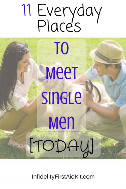 where are the single men