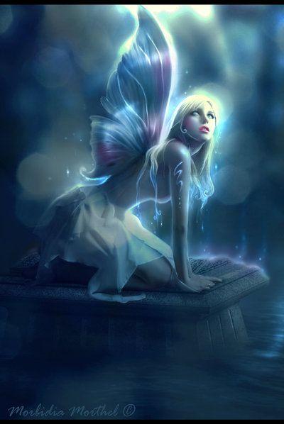 Resultado de imágenes de Google para http://fc06.deviantart.net/fs71/i/2010/055/0/6/___The_Blue_Fairy____by_MorbidiaMorthel.jpg