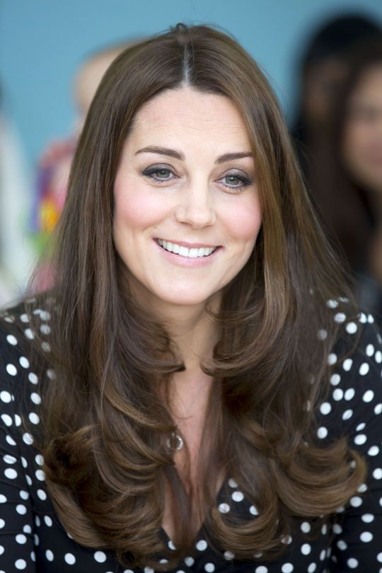 Kate Middleton Has Totally Changed Her Eyebrow Strategy Since
