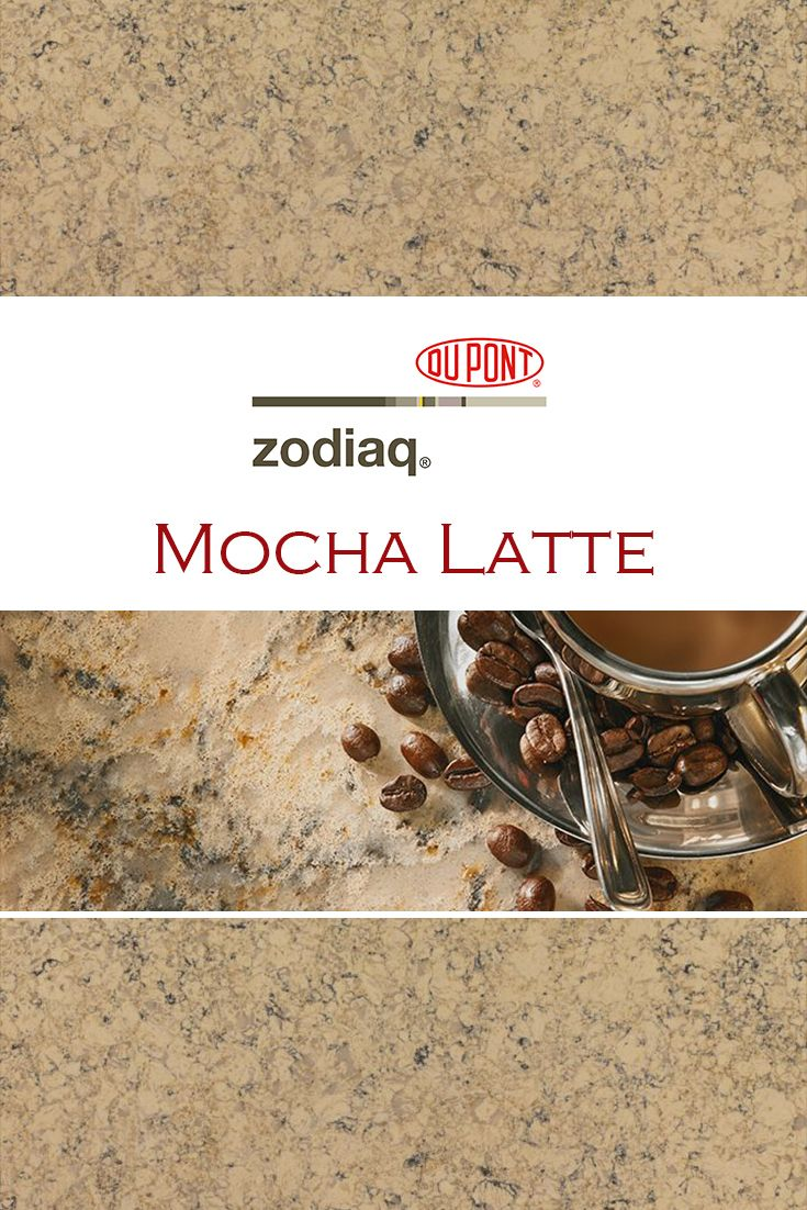 Mocha Latte By Zodiaq Is Perfect For A Kitchen Quartz