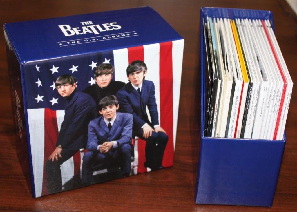 The U S Albums 13cd Box Set U K U S 2014