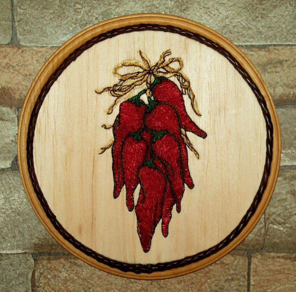 Lovely Chili Pepper Wall Decor Ideas - The Wall Art Decorations ...