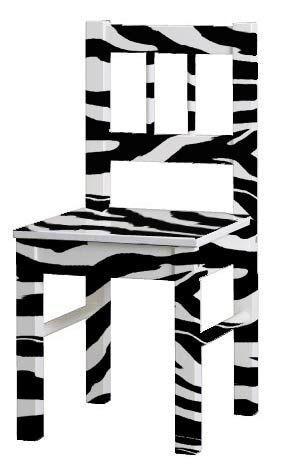 jungle room theme pinterest zebra print zebra chair and stenciling