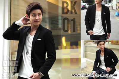 Model Terbaru Jual Blazer Resmi Dan Formal Dan Cara Menjadi Pr Mode Korea Blazer Blazer Hitam