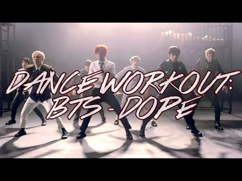 Dance Workout: BTS _ DOPE (쩔어)