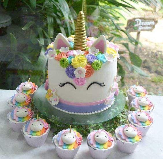 Ideas para tu fiesta de unicornio que no deber an faltar for Diseno de mesa de unicornio