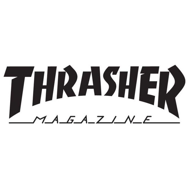 Thrasher magazine font forum