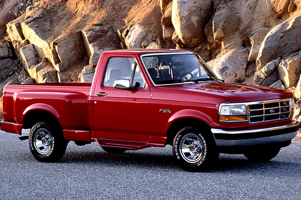 exclusive 1990 96 ford f 150 250 pickup review from. Black Bedroom Furniture Sets. Home Design Ideas