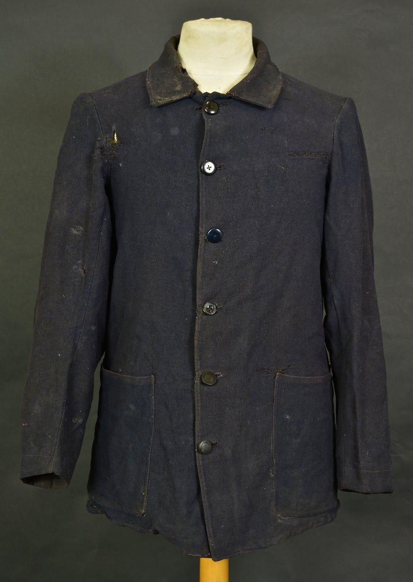 1900 S French Work Woolen Jacket Bazardespoilus Formal Jackets For Women Mens Wool Coats Winter Work Jackets [ 1200 x 853 Pixel ]
