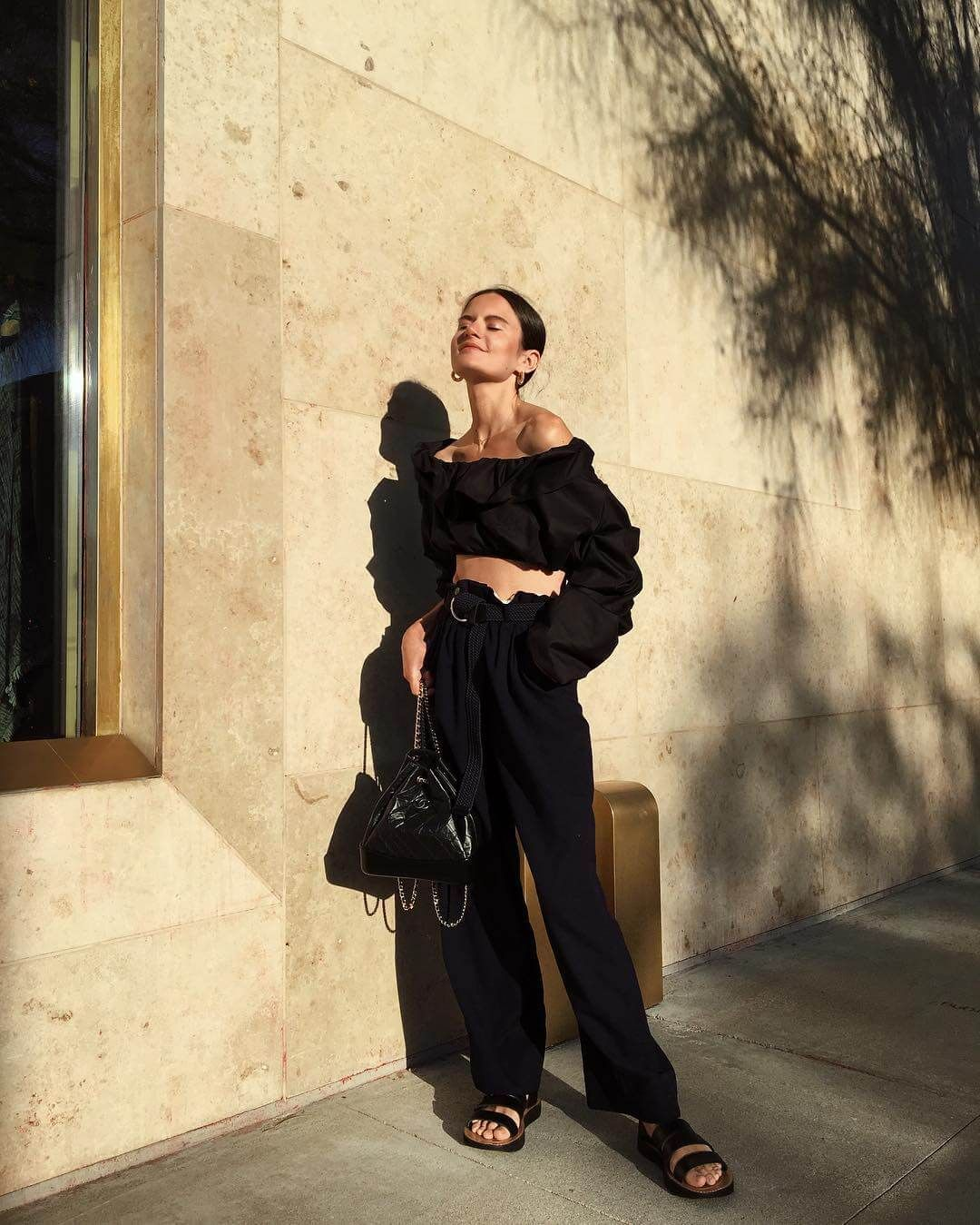 This Is The All Black Blogger Look You Need To Try Now