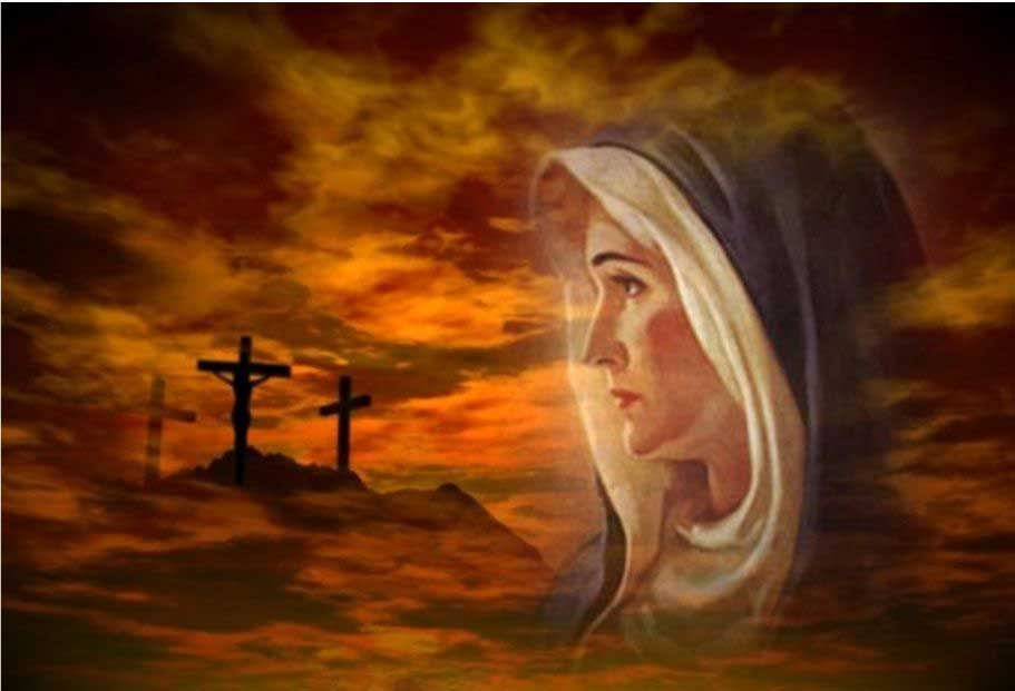 wallpaper inspirational religious mary - photo #1