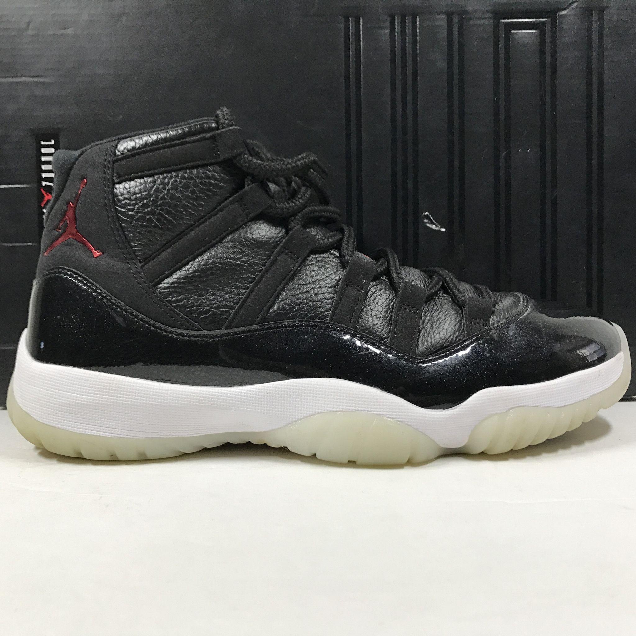 purchase cheap 4447a 33440 Nike Air Jordan 11 XI Retro 72-10 Size 9