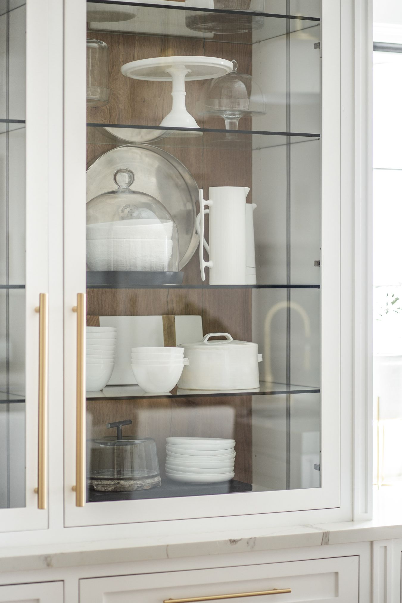 Built In White Kitchen Cabinets Pantry Decor Home Kitchens White Kitchen Cabinets