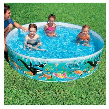 Intex 58461ep ocean reef snap set pool 6 ft x 15 inch - Intex swimming pool accessories south africa ...