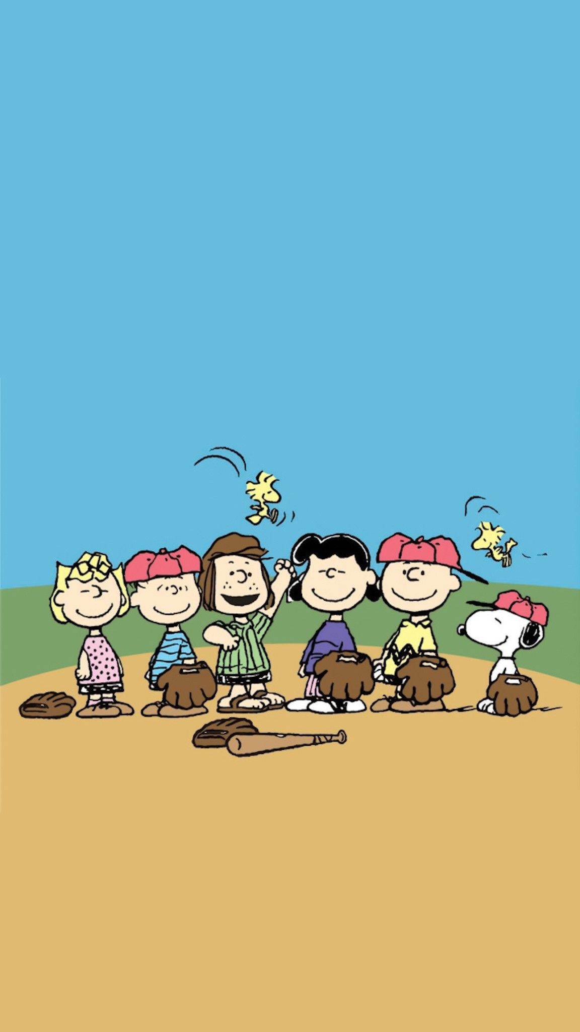Snoopy wallpaper, Peanuts wallpaper ...