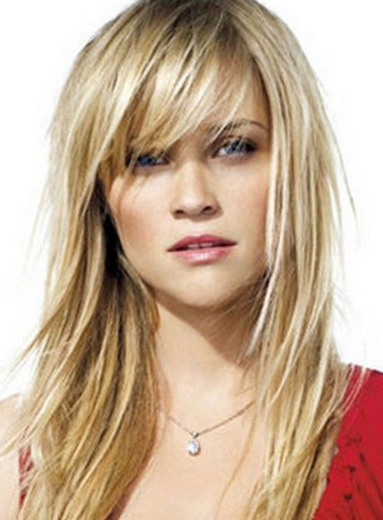 Shoulder Length Hairstyle With Bangs 2017 : Brunette hairstyles medium chic 2017