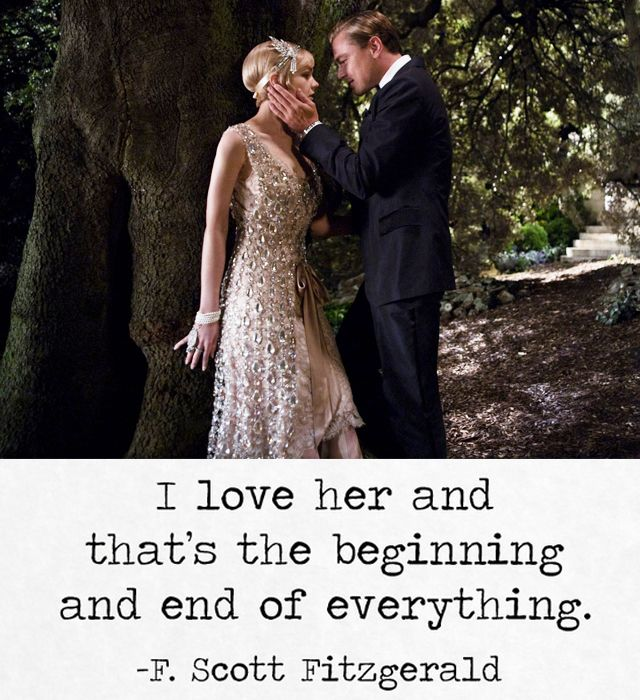 Quotes About Daisy Jay Gatsby Quotesgram
