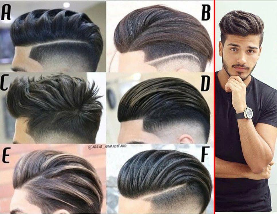 12 تسريحات شعر للرجال الأكثر انتشارا في 2018 Hair Styles Mens Hairstyles Boys Hair Highlights