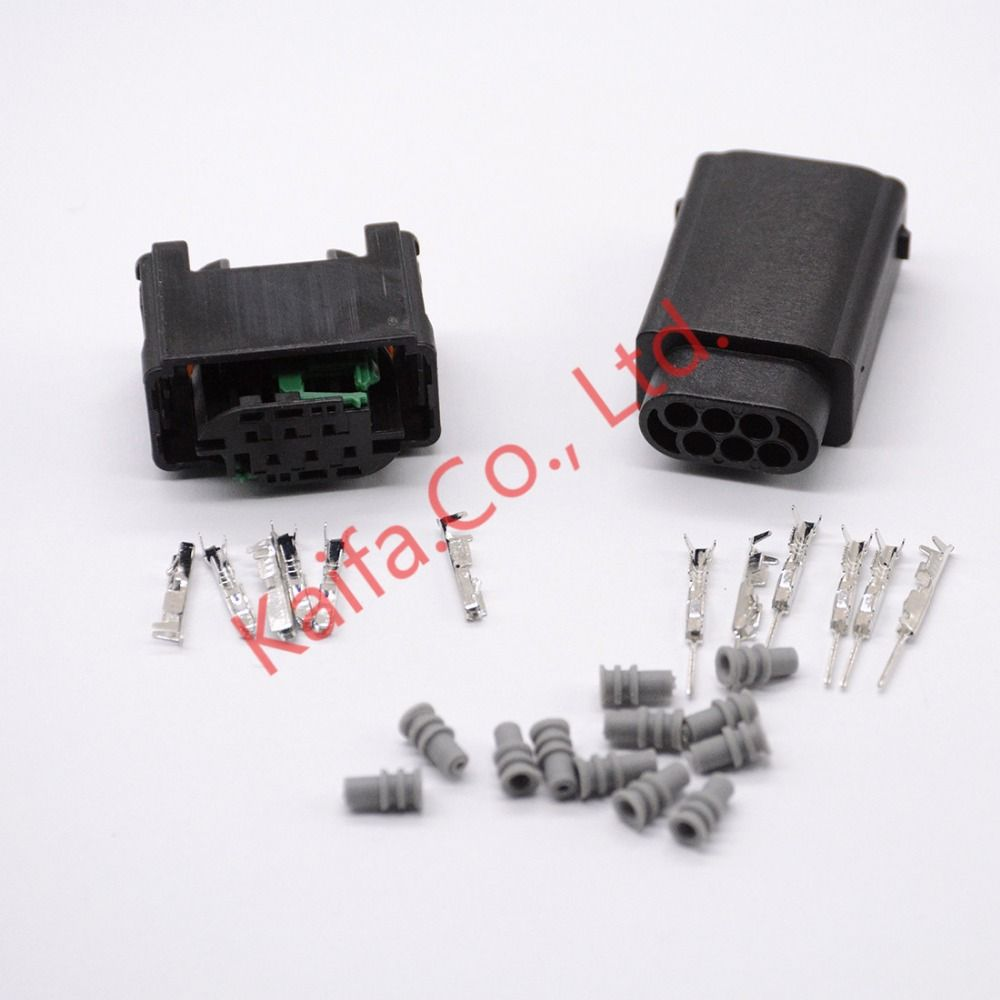 1 Sets 6 Pin Car Connector Reversing Radar Plug Locomotive Taillight Automotive Wire Harness Connectors Images Of Steering Lamp 968399 Auto Affiliate