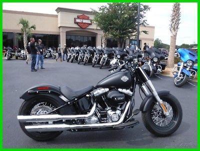 eBay: Softail® 2017 Harley-Davidson Softail FLS Slim Used ...