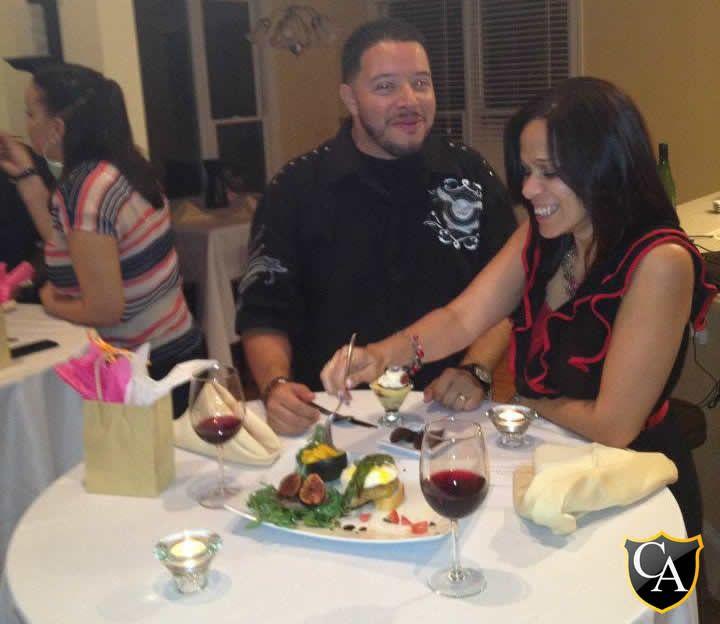 Couples aphrodisiac food wine tasting duluth ga