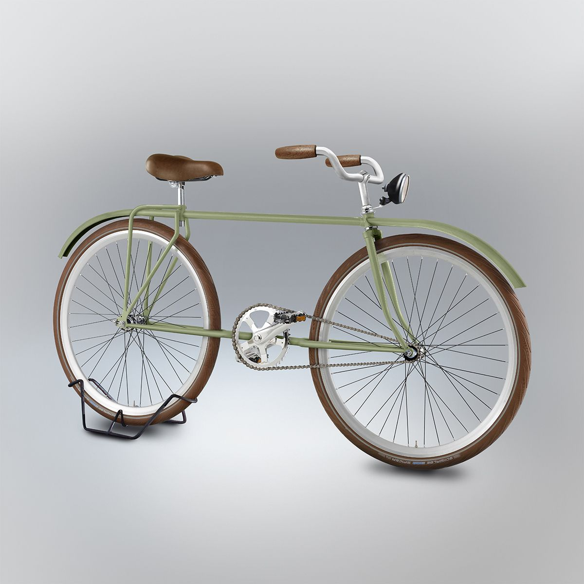 If you were asked to draw a bicycle right now, from memory, without ...