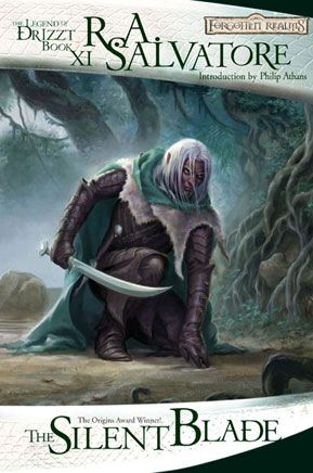 R.A. Salvatore - Paths of Darkness Book 1 - The Silent Blade