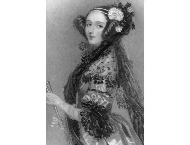 #STEAMspotlight: Ada Lovelace - The First Computer