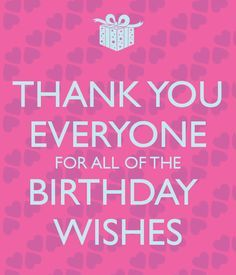 How to say thank you to your friends for birthday wishes on facebook how to say thank you to your friends for birthday wishes on facebook google search m4hsunfo
