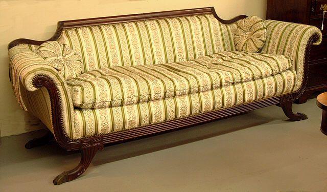 Original Duncan Phyfe Sofa 1s5QmAhe