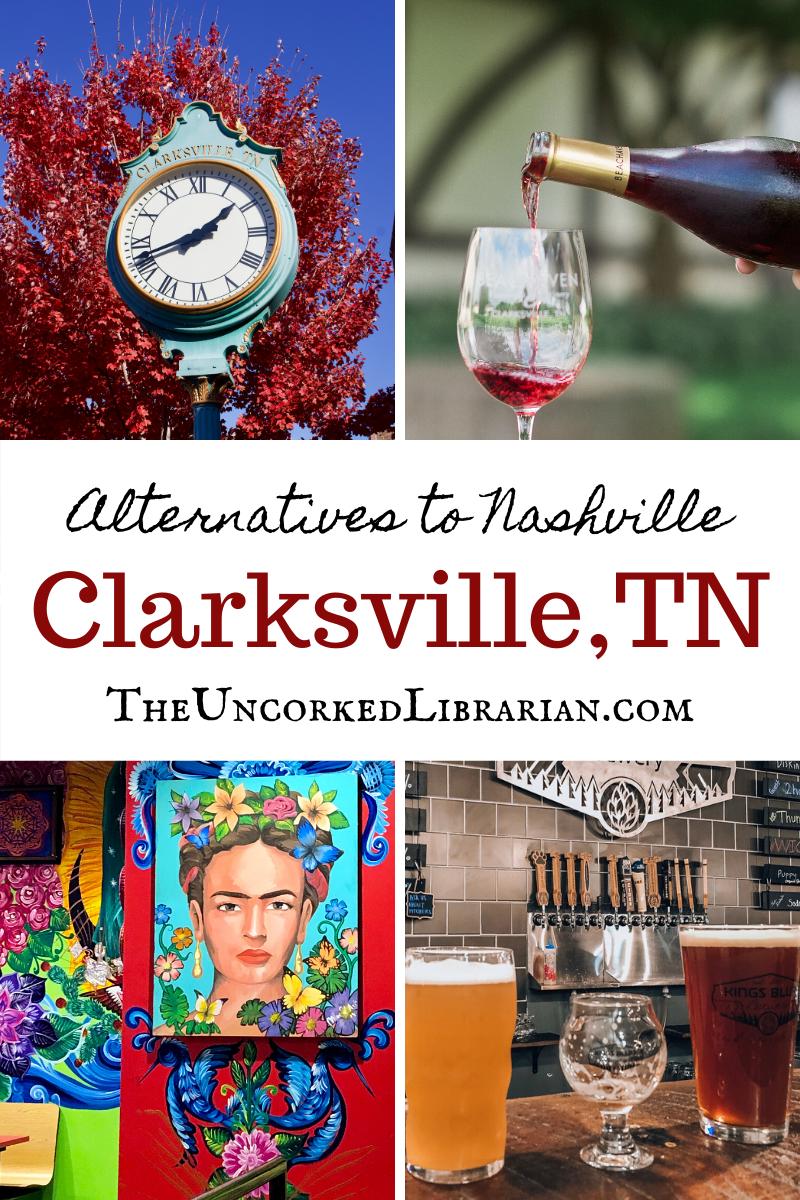 16 Bookish Boozy Activities In Clarksville Tn Clarksville Boozy Literary Travel