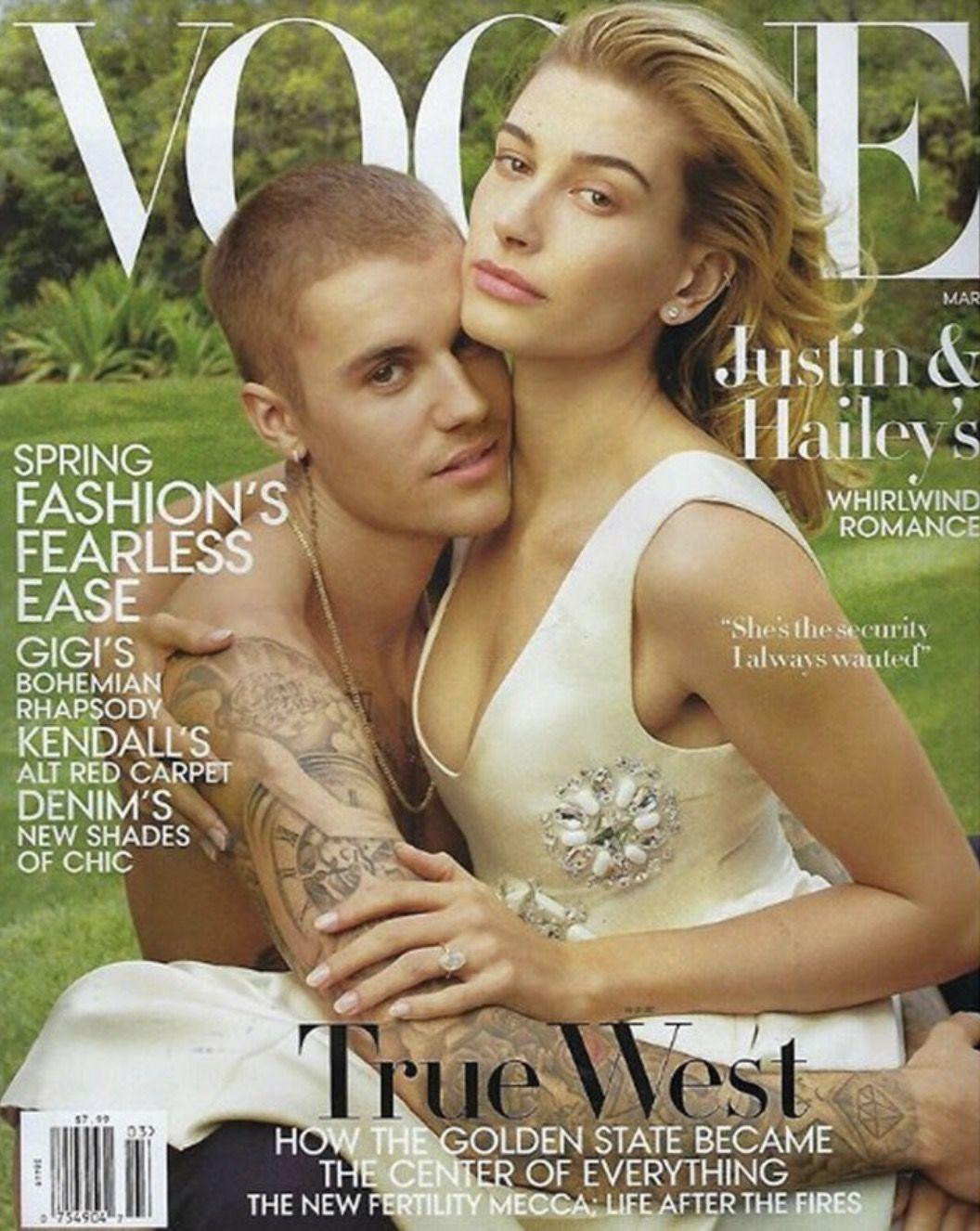 Zeigt Uns Hailey Bieber Hier Endlich Ihr Hochzeitskleid Hailey Baldwin Justin Hailey Vogue Magazin