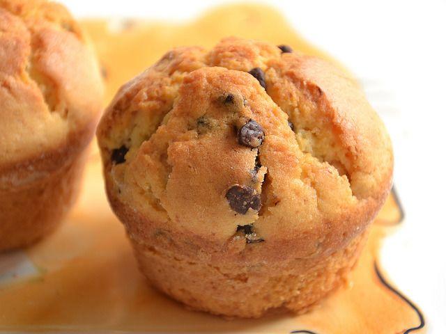 Ricette Bimby: Muffin Bimby con Gocce di Cioccolato