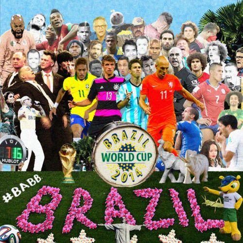 A World Cup Tribute In The Form Of A Well Known Album Cover Key 1 Rais M Bolhi 2 Kyle Beckerman 3 Christian A World Cup Latest Football News Luiz Felipe Scolari