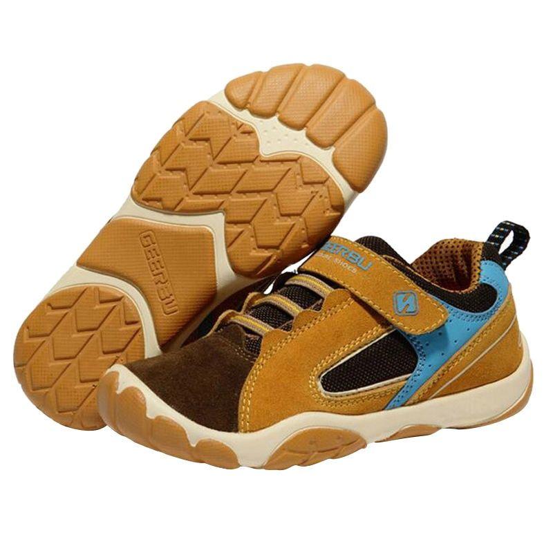 New Sale GEERBU Breathable Kids Shoes