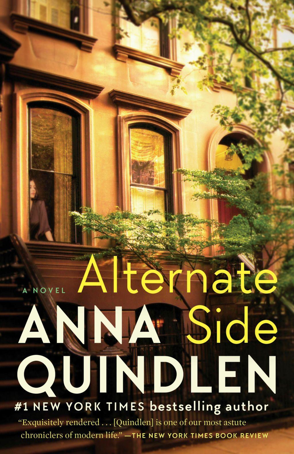 Alternate side ebook anna quindlen sides novels