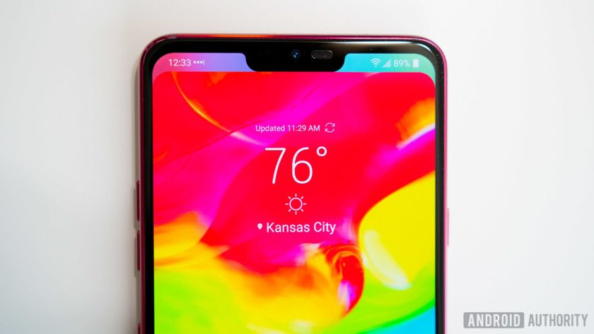 LG's G7 ThinQ Android Pie beta signals it's cracking down on