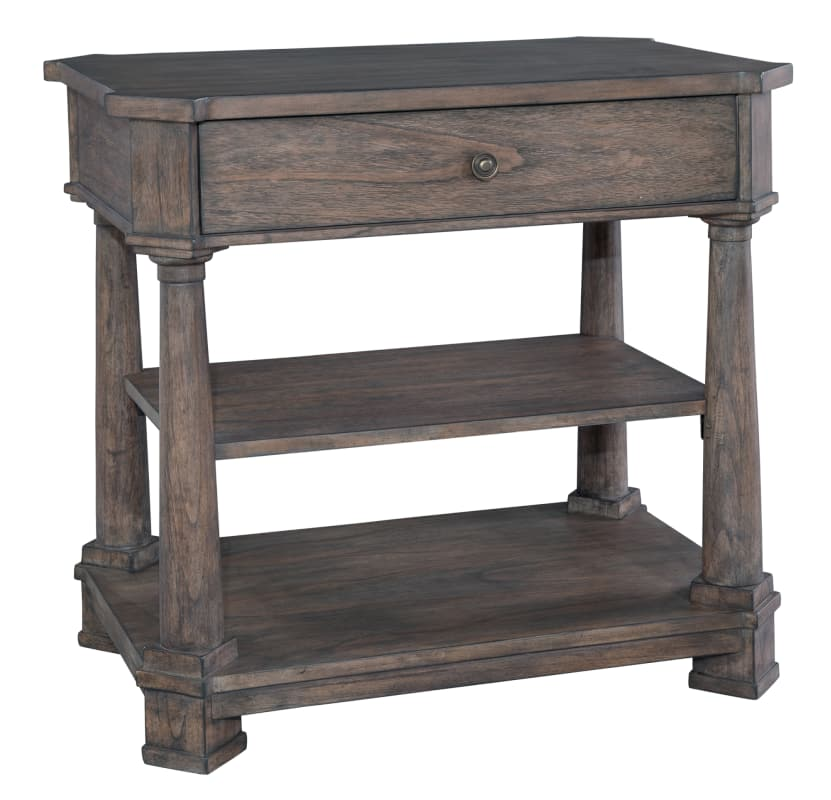 Hekman 23564 Wood End Tables End Tables Quality Furniture